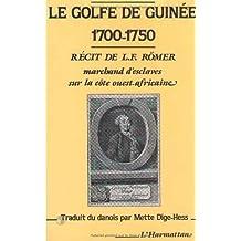 Golfe de guinée1700-1750