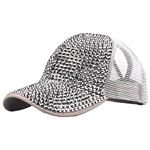 YQZB Baseball Cap for Women Pigment Dyed Low Profile Six Panel Hat Vintage Washed Visor