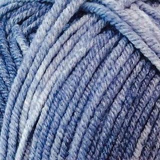 James C Brett Cotton On Yarn - Blue Denim CO25 (50g)