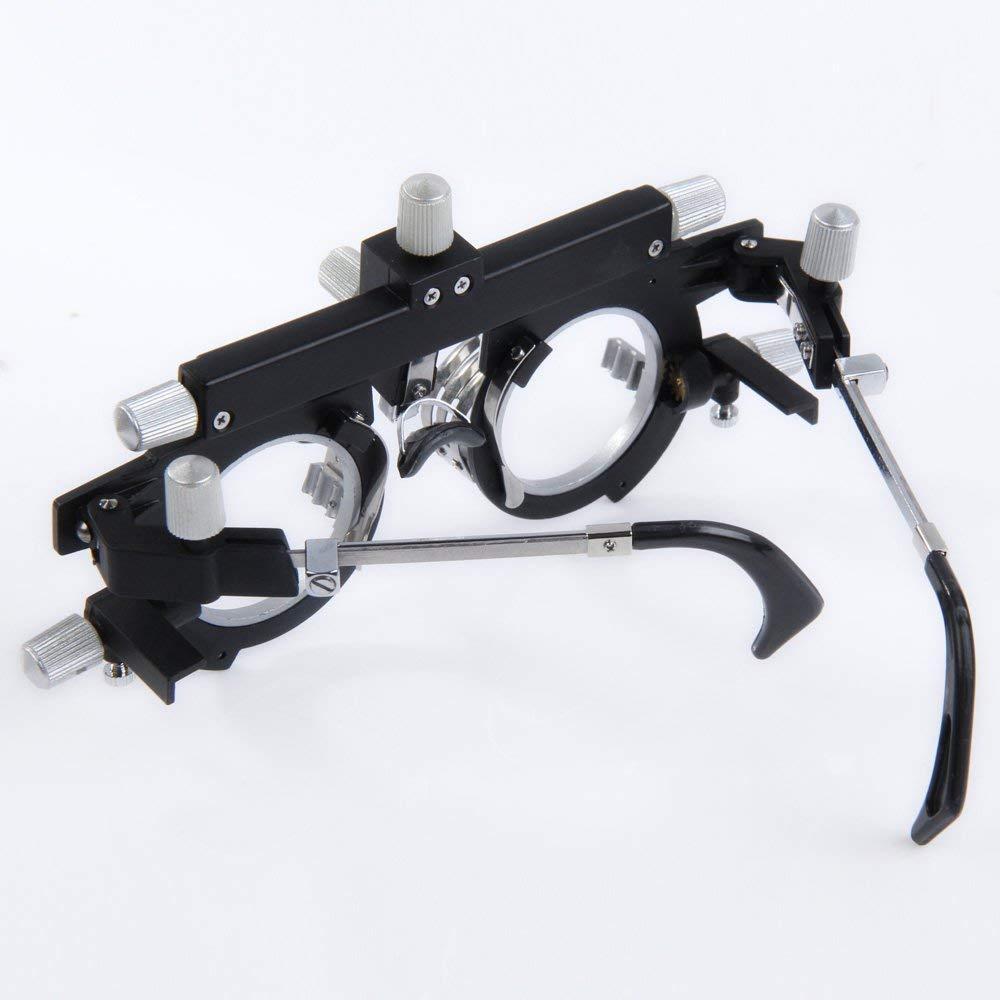 FULYEE Optometry Optician Fully Adjustable Trial Frame Optical Trial Lens Frame Eye Optometry Optician