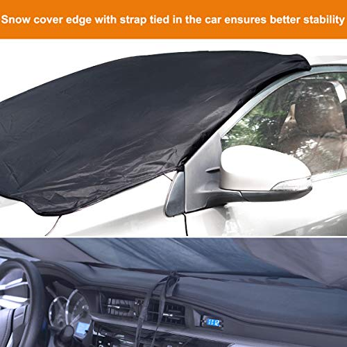 For LEXUS RX300 CAR WINDSCREEN FROST COVER ICE SNOW DUST PROTECTOR