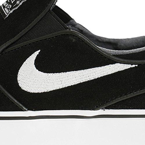 Nike Stefan Zoom Da Janoski Slip Scarpe bianco Skateboard Uomo Nero v47nqfvw