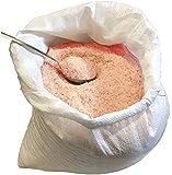 Badesalz 25 kg aus Khewra südl. d. Himalaya (Salt Range) Körnung 0,8-3 mm RMY 1001