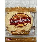 Maria and Ricardos Soft Corn Tortilla, 6 inch -- 112 per case.