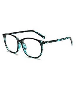 Zhhlaixing Retro Rétro Eyeglasses Frame Full Spectacles Frame for Men and Women Universal