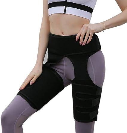 NOT Body 3-in-1 Waist and Thigh Trimmer for Women Weight Loss Butt Lifter Waist Trainer Hip Raise Shapewear Thigh Trimmers