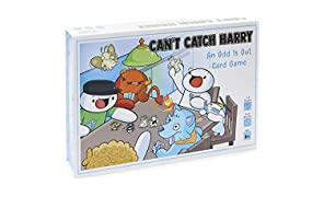 Can't Catch Harry Card Game - The Odd 1s Out Original Game