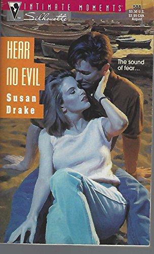book cover of Hear No Evil