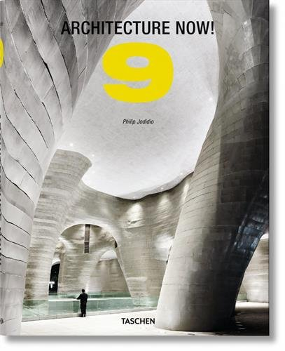 Architecture Now! Vol. 9 [Jodidio, Philip] (Tapa Dura)