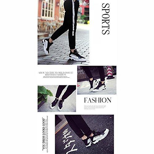 Plate Weiß Trend Sneaker Version Winter Freizeit Schuhe Erhöhen Herrenschuhe Koreanische xiaolin Innerhalb H4nzHPB
