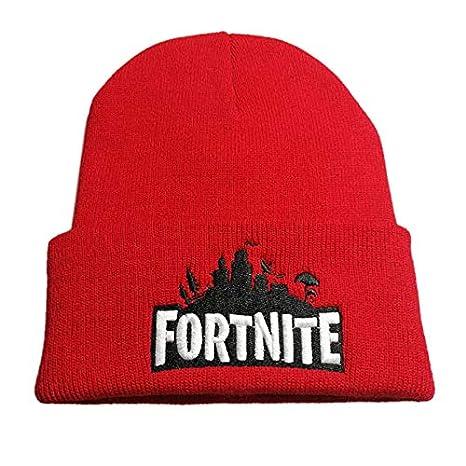 BOENZN Game Theme Skullies & Beanies Hat Winter Warm Knit Ski Baggy Slouchy Thick Daily Sport Warm Cozy Cap for Men & Women