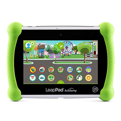 LeapFrog LeapPad Academy Kids' Learning Tablet, Green from LeapFrog