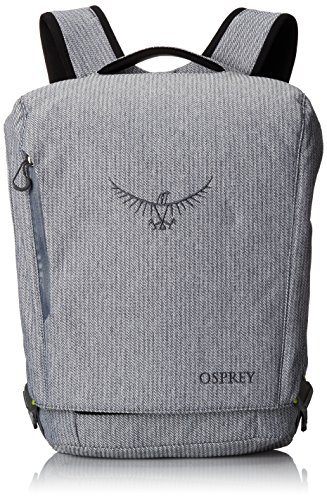 Osprey Packs Pixel Port Daypack (Spring 2016 Model), Grey Herringbone by Osprey