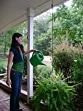 Plant Caddie Pulley For Hanging Plants - Extends For Easy Watering - Pack of 3