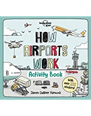 Lonely Planet How Airports Work Activity Book 1 1st Ed.