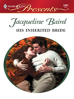 book cover of His Inherited Bride