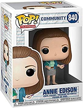 Funko TV: Community - Annie Edison Pop! Vinyl Figure ...
