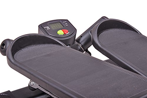 Home Use Big Size Twister Stepper (Push Ups) By D Dr. Health,Black