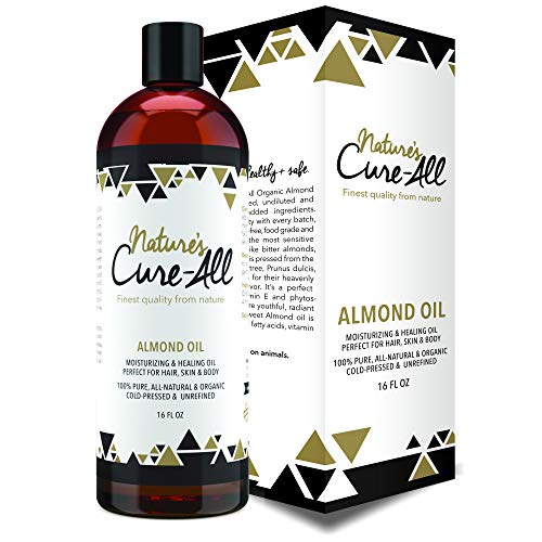 Top 9 Pure Nature Sweet Almond Oil
