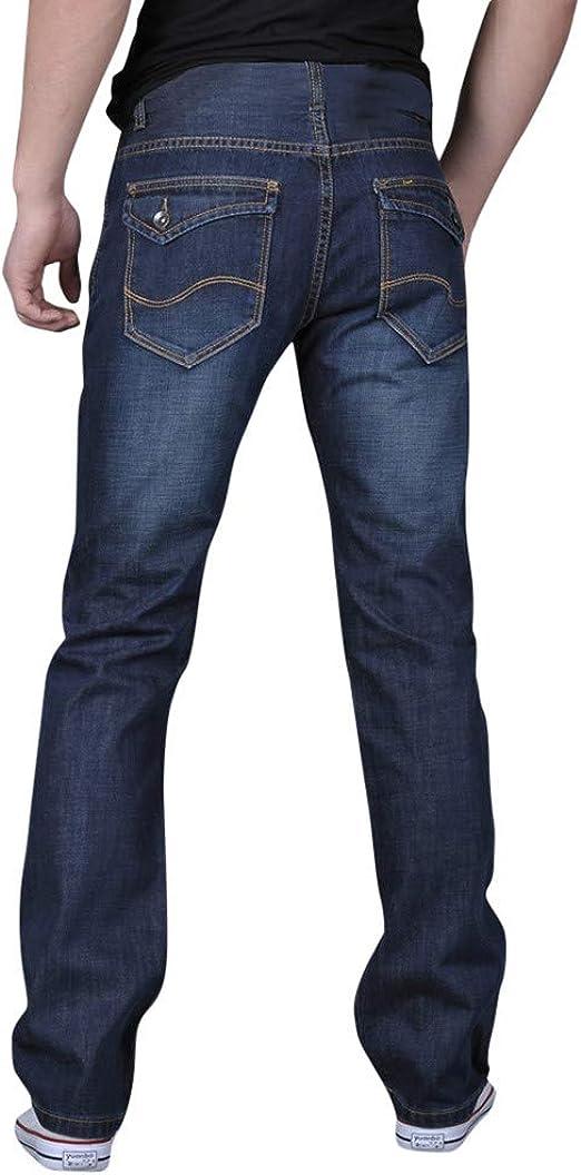 Longra 🌹 🌹 🚵♀️ Pantalón Casual Hombre! Color sólido de los ...