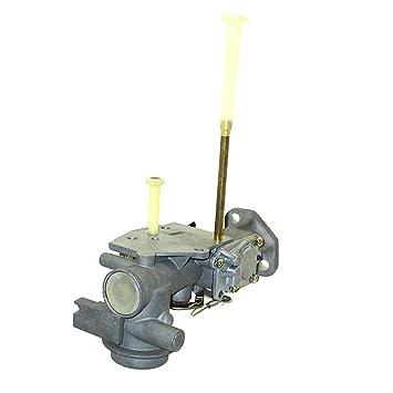 STONEDER Vergaser f/ür Briggs /& Stratton Raptor 555129 130000 135000 Serie