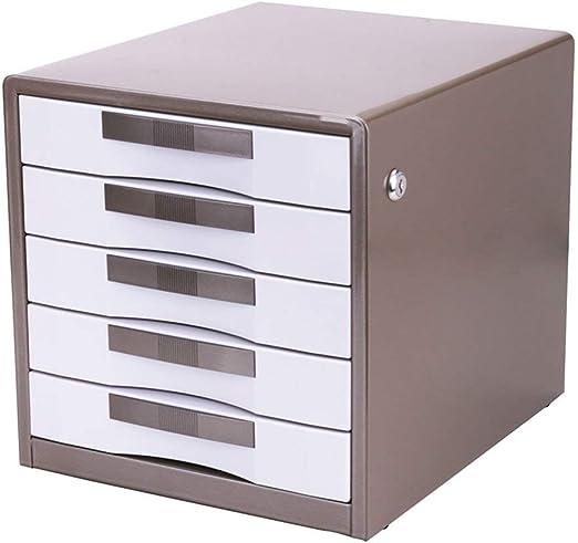 Gabinetes de archivo Gabinetes de archivo de 5 capas con llave ...