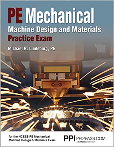 PE Mechanical Machine Design And Materials