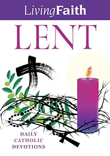 Living Faith Lent 2018: Daily Catholic Devotions cover