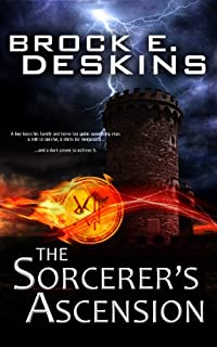 The Sorcerer's Ascension by Brock Deskins ebook deal