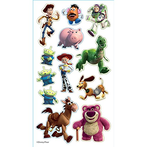 Disney/Pixar Puffy Stickers, Toy Story 3