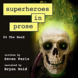 Superheroes in Prose, Volume Four
