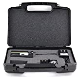 Hard Storage Carrying Case For Polaroid Z2300 10MP Digital Instant Print Camera Fits Battery Charger, USB Cable, Mount and Accessories