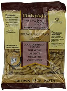 Tinkyada Brown Rice Pasta, Penne, 16 Ounce (Pack of 12)