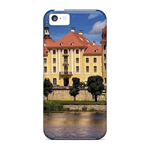 Faddish Phone French Palace Case For Iphone 5c / Perfect Case Cover