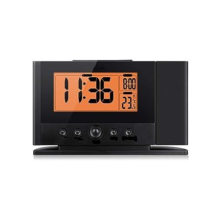 XZYP La Proyección del Reloj De Alarma, Despertador Electrónico De ...