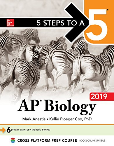 Pdf Teen 5 Steps to a 5: AP Biology 2019