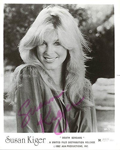 Susan Kiger Signed