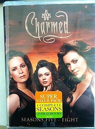 Amazon com: Charmed: Seasons 5 - 8: Movies & TV