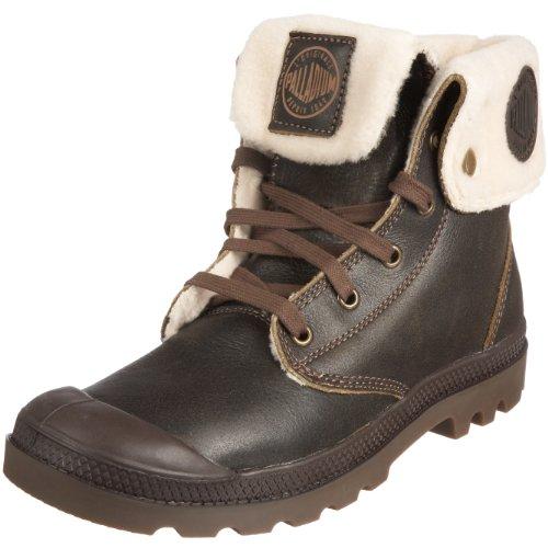 Palladium Mens Baggy Leather S Boot Rootbeer Pilot LIhI4