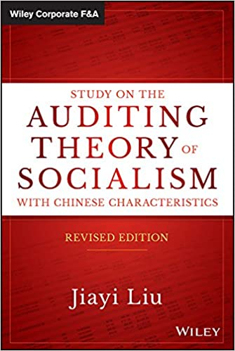 Study on the Auditing Theory of Socialism with Chinese