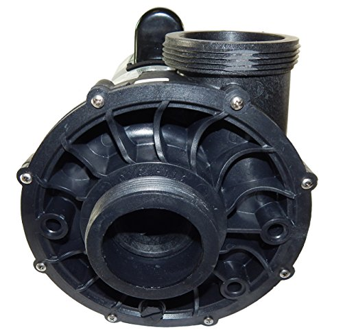 4HP Waterway VIPER Spa Pump Side Discharge |2-Sd, 56 Frame ... on