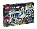 legos gas station - LEGO Racers Brickstreet Customs