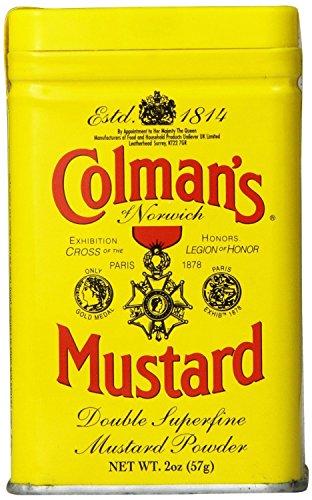 Colman's Dry Mustard, 2 oz (Pack of 2)