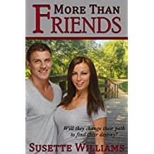 More Than Friends: A Christian Romance Novella
