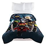 LEGO Ninjago Warriors Twin/Full Comforter