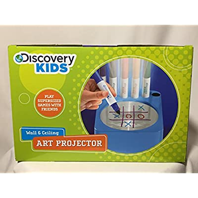 Discovery Kids Wall & Ceiling Art Projector: Toys & Games