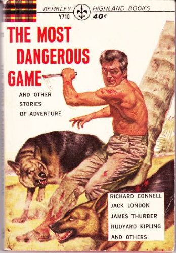 The Most Dangerous Game (The Most Dangerous Game By Richard Connell)