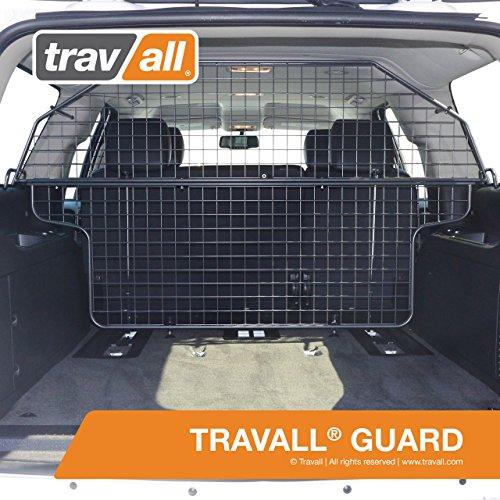 CHEVROLET Suburban GMC YUKON Xl Pet Barrier (2006-2014) - Original Travall Guard TDG1433 by Travall