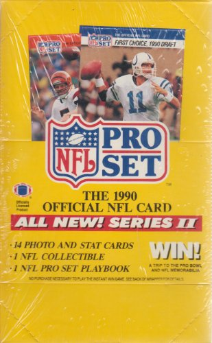 l Series 2 Box 36 Packs (16 Cards Per Pack) (36 Football Card)