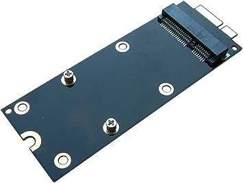 Kalea Informatique - Adaptador para conectar un SSD mSATA a un ...